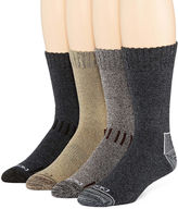 Dickies Mens 4-Pk. Crew Socks