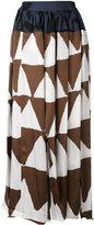 Vivienne Westwood printed skirt - women - Viscose - 40