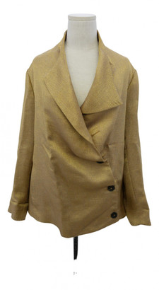 Anne Valerie Hash Gold Viscose Jackets