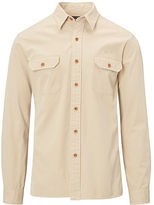 Ralph Lauren Big & Tall Classic Fit Cotton Shirt
