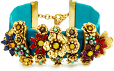 Elizabeth Cole Halia Choker Necklace