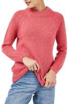 Topshop Mohair Blend Sweater