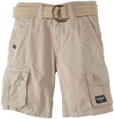 Buffalo Hychas Cargo Twill Shorts (Kid) - Sablee-4