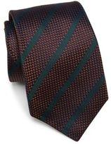 Kiton Woven Silk Tie