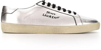 Saint Laurent Court Classic SL 06 low-top sneakers