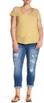UNIONBAY Union Bay Margot Crop Skinny Jean (Plus Size)