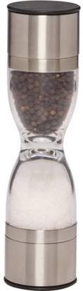 Kamenstein Holden Stainless Steel Dual Salt and Pepper Grinder