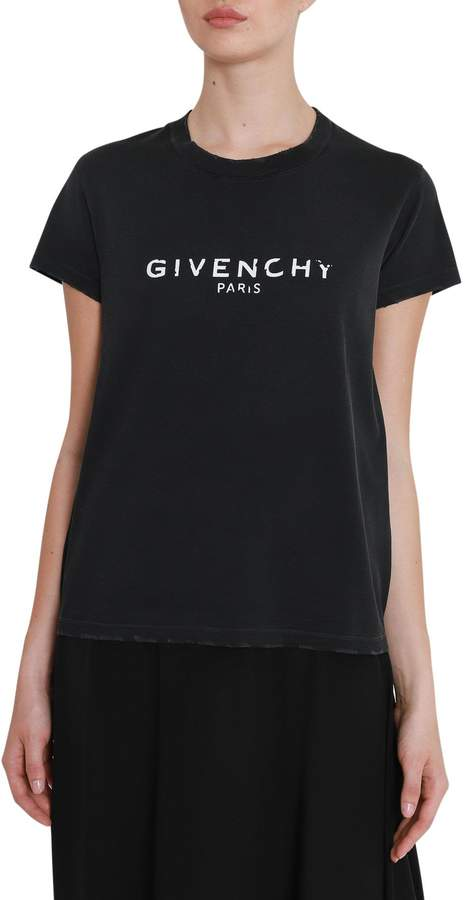 Givenchy Deastroyed Tee