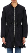 Moncler WOMEN'S CROCUS COAT-BLACK SIZE 3