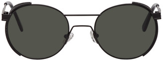 Han Kjobenhavn Black Outdoor Sunglasses