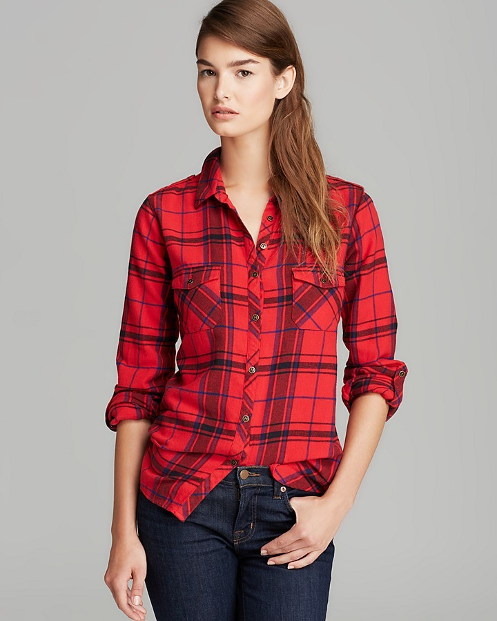 C&C California Shirt - Heritage Brushed Flannel