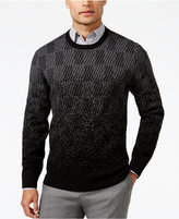Alfani Men's Multi-Textured Sweater, Only at Macy's