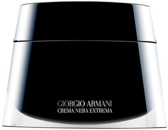 Giorgio Armani Crema Nera Supreme reviving cream light texture