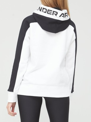 Under Armour Rival Flece Graphic Hoodie