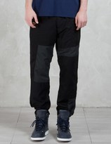 White Mountaineering Patchwork Pants