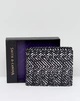 Smith And Canova Printed Leather Wallet