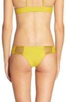 Acacia Swimwear Women's Poppy Cheeky Bikini Bottoms