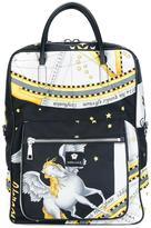 Versace 'Horoscope' backpack