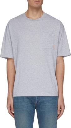 Acne Studios Boxy fit crewneck T-shirt