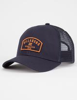 Billabong Wharf Mens Trucker Hat