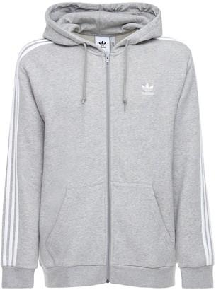 adidas 3-Stripes Fz Sweatshirt Hoodie