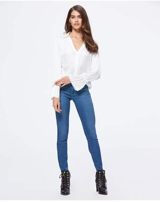 Paige Abriana Shirt - White