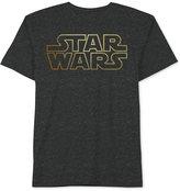 JEM Men's Star Wars Metallic-Print Logo T-Shirt from
