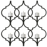Uttermost 'Zakaria' Metal Candleholder Wall Sconce