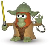 Star Wars Mr. Potato Head Yoda Keychain