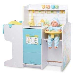 Melissa & Doug Dolls & Doll Furniture Baby Care Activity Center