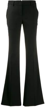 Tonello flared style trousers