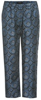 Burberry Printed Pyjama Trousers