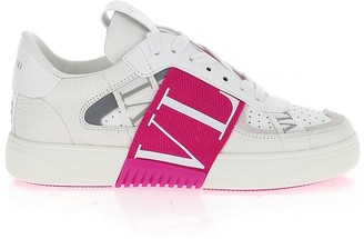 Valentino VL7N Lace-Up Sneakers