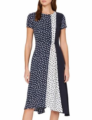 Taifun Women's 580018-11057 Casual Dress