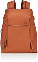 Loewe Men's T Small Backpack-Tan