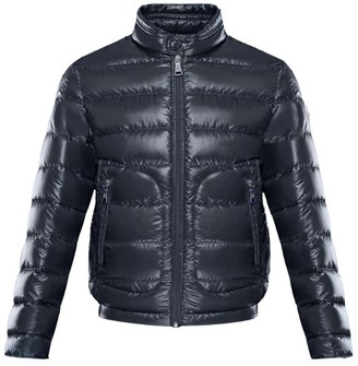 Moncler Kids Acorus Zip-Up Jacket (8-10 Years)
