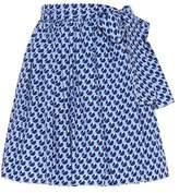 Miu Miu Exclusive to mytheresa.com – printed cotton skirt