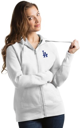 Antigua Women's Los Angeles Dodgers Victory Hoodie