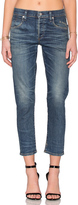 Citizens of Humanity Elsa Mid Rise Slim Crop