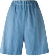 Laneus denim bermuda - men - Cotton - 44