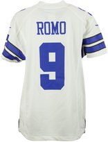 Nike Boys' Tony Romo Dallas Cowboys Game Jersey