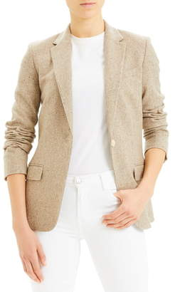 Theory Staple Wool & Silk Blend Blazer