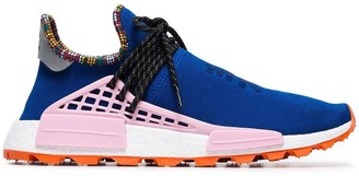 adidas x Pharrell Williams blue Human Body NMD sneakers