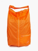 Y-3 Orange Packable Backpack
