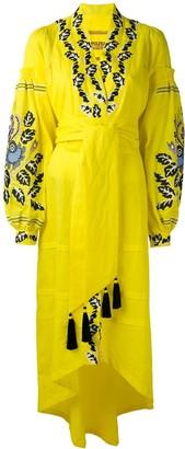 Yuliya Magdych 'Eden Tree' dress