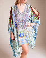 Camilla My Marjorelle Split Shoulder Short Kaftan