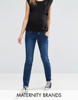 Mama Licious Mama.licious Mamalicious Shelly Maternity Slim Jeans