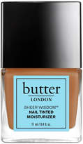 Butter London Sheer Wisdom Nail Tinted Moisturiser 11ml - Tan