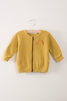 Bobo Choses Loup Zip Sweatshirt