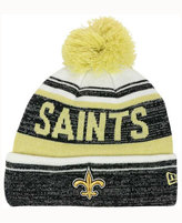 New Era New Orleans Saints Snow Dayz Knit Hat, A Macy's Exclusive Style